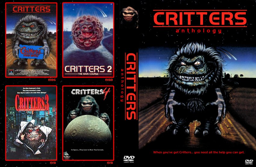 the gallery for gt critters movie