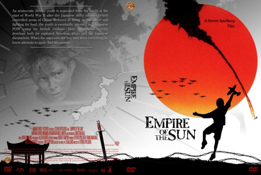 empire of the sun essay Japan had been at war with china since 1937 before declaring war on the united states and the united kingdom during the conflict, jamie graham, a br.