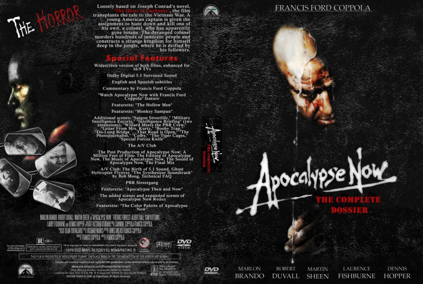 Apocalypse now opening lines dating 7