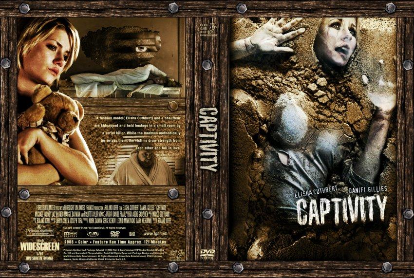 Captivity - Movie DVD Custom Covers - 753Captivity ...