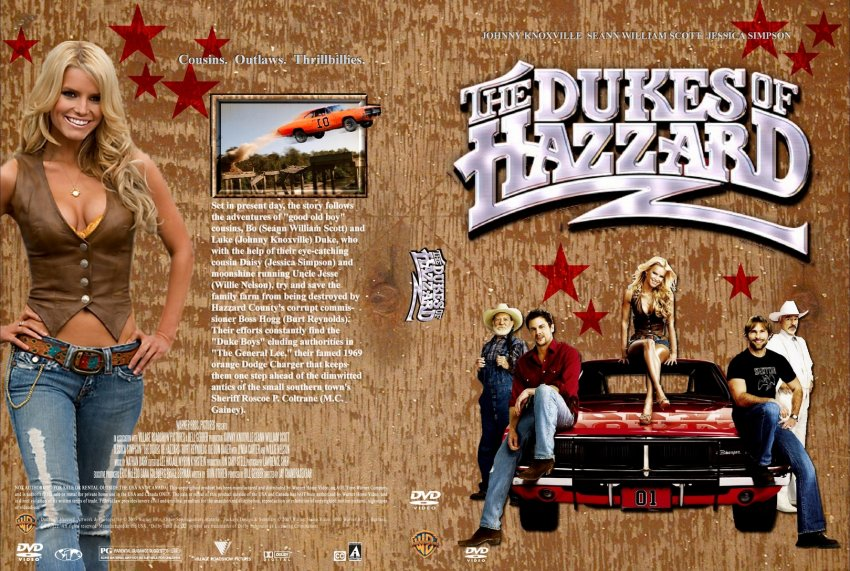 The Dukes of Hazzard Hazzard in Hollywood  Wikipedia