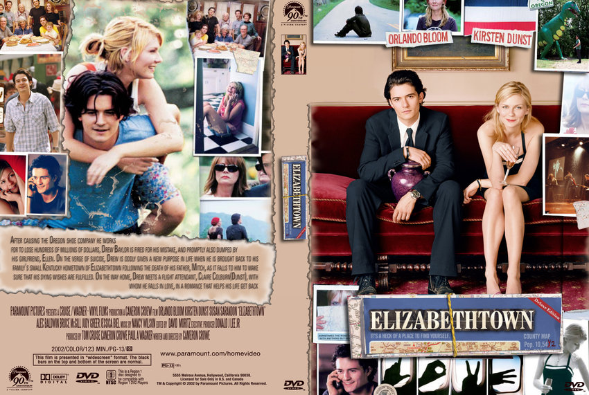 Elizabethtown - Movie DVD Custom Covers - 753Elizabethtown :: DVD ...