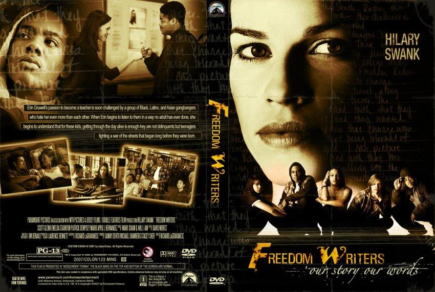 FREEDOM WRITERS THE MOVIE?