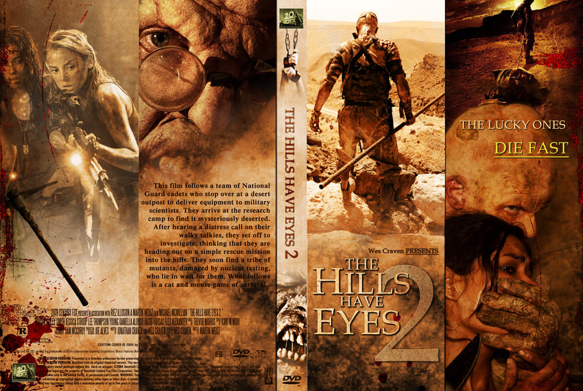 Watch The Hills Have Eyes 2 2007 Full Movie on FMoviesto