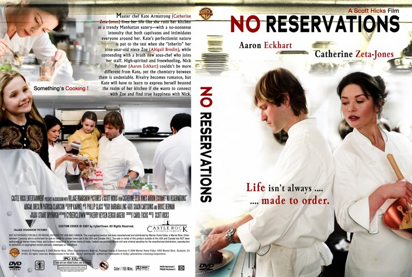 No reservations watch latest movies developerssiam for American cuisine dvd