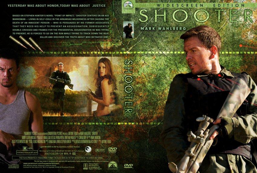 Shooter | Movie fanart | fanart.tv