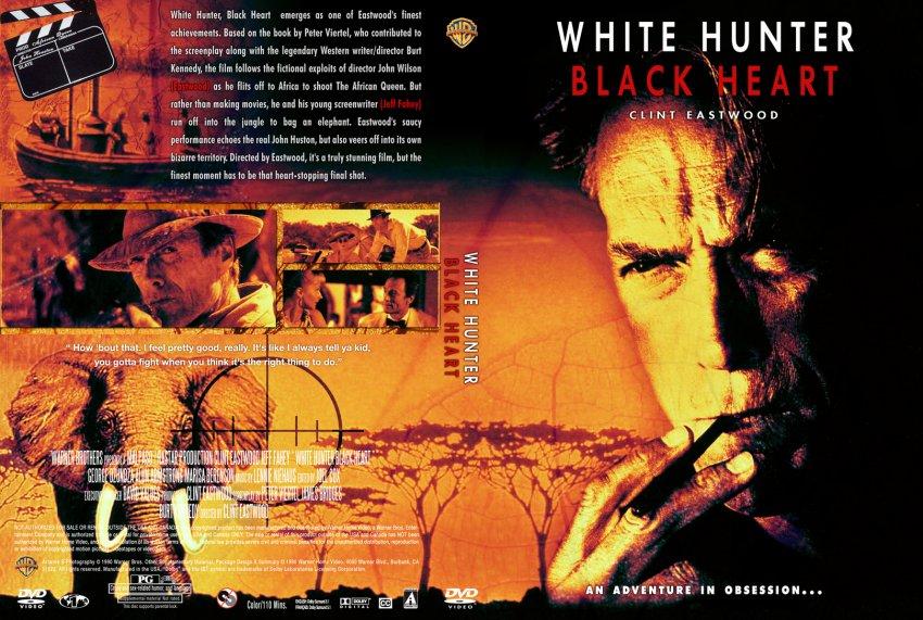 White hunter black heart  ugly bitch