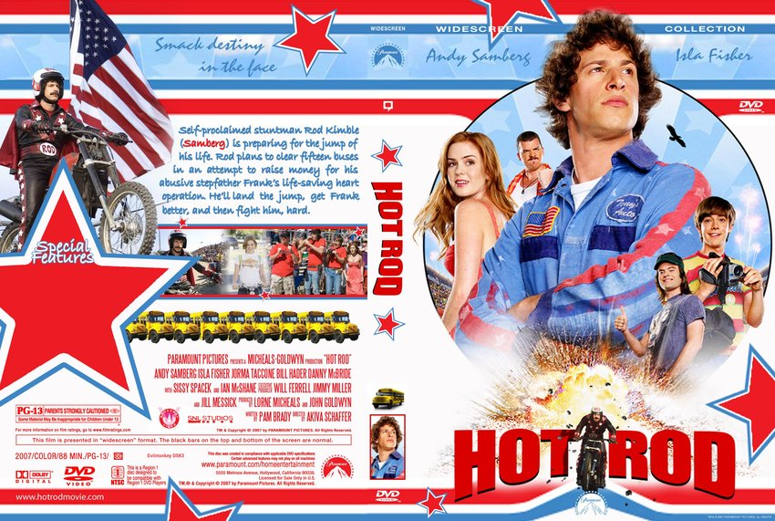 Hot rod the movie 2007 poster