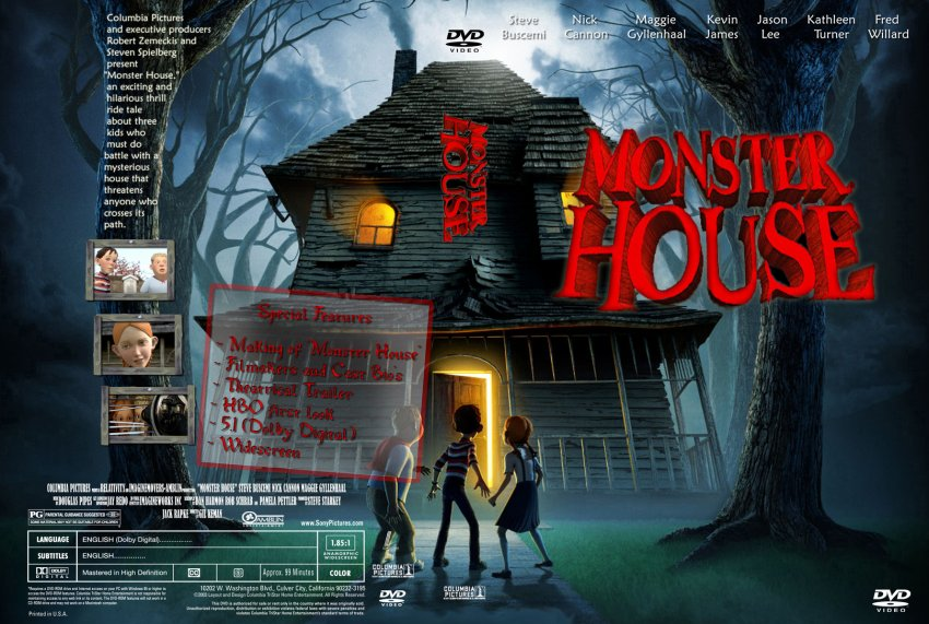 monster house movie - photo #37