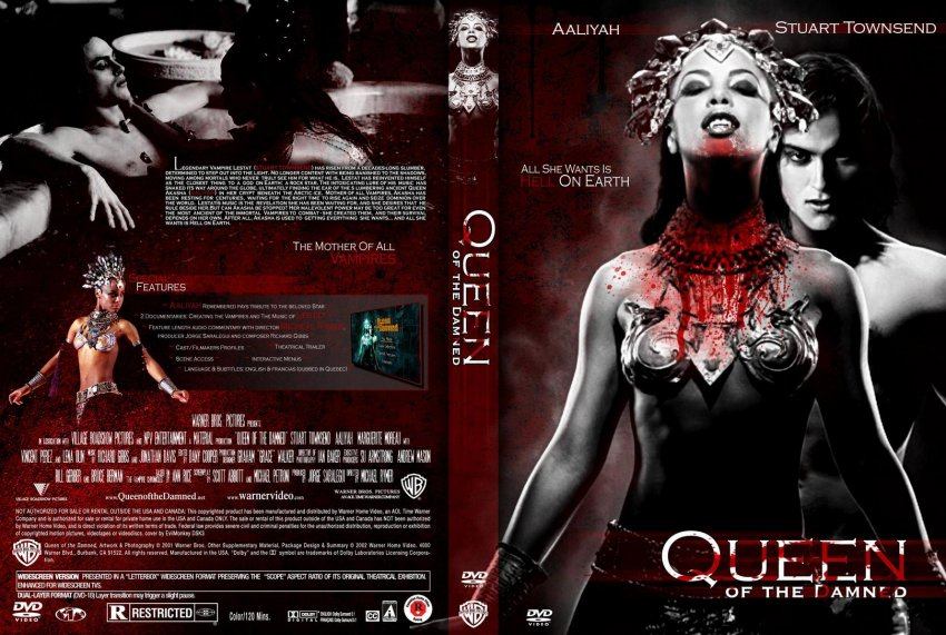Queen Of The Damned Queen Of The Damned Movie
