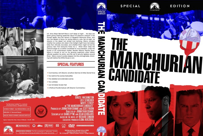 The Manchurian Candidate - Pictures, posters, news and ...