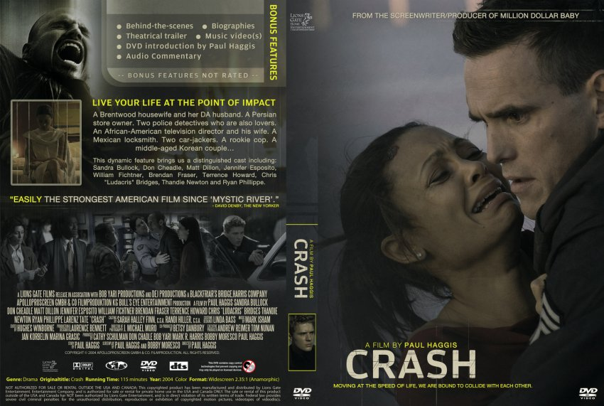 Crash 1996 film  Wikipedia