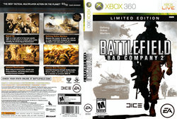 Bad Company 2 Limited Edition
