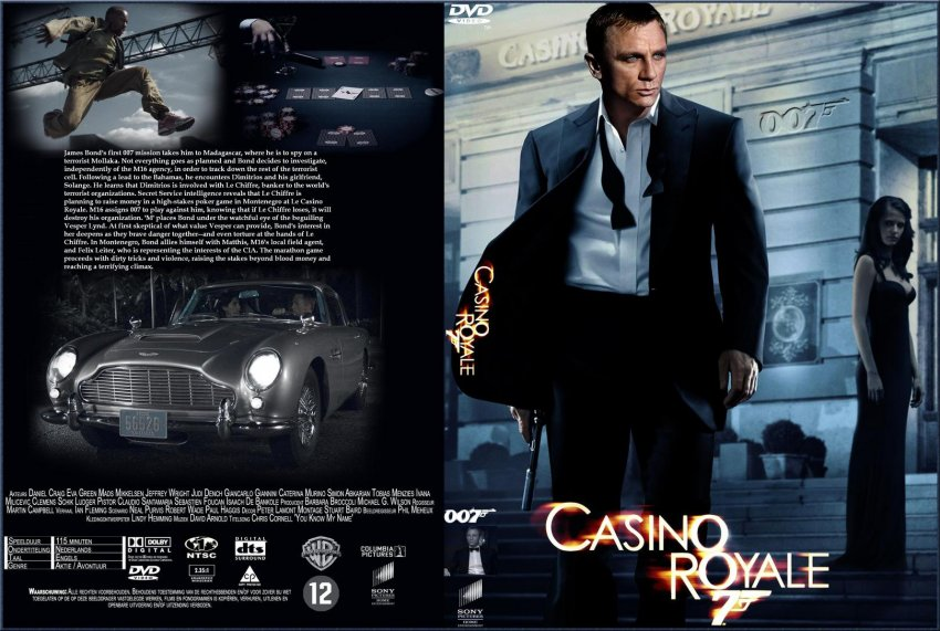 royal casino full movie