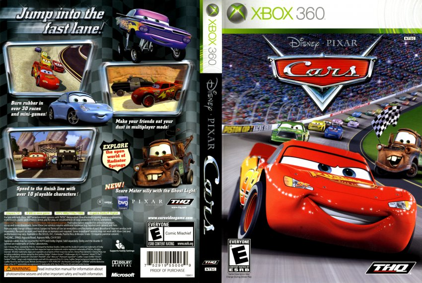 Cars Xbox 360: DriverLayer Search Engine