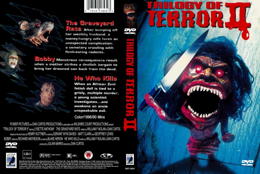 Trilogy of Terror 2 movie