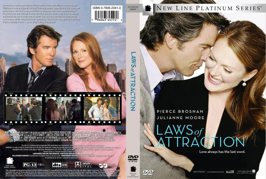 Laws of attraction movie theme hotel