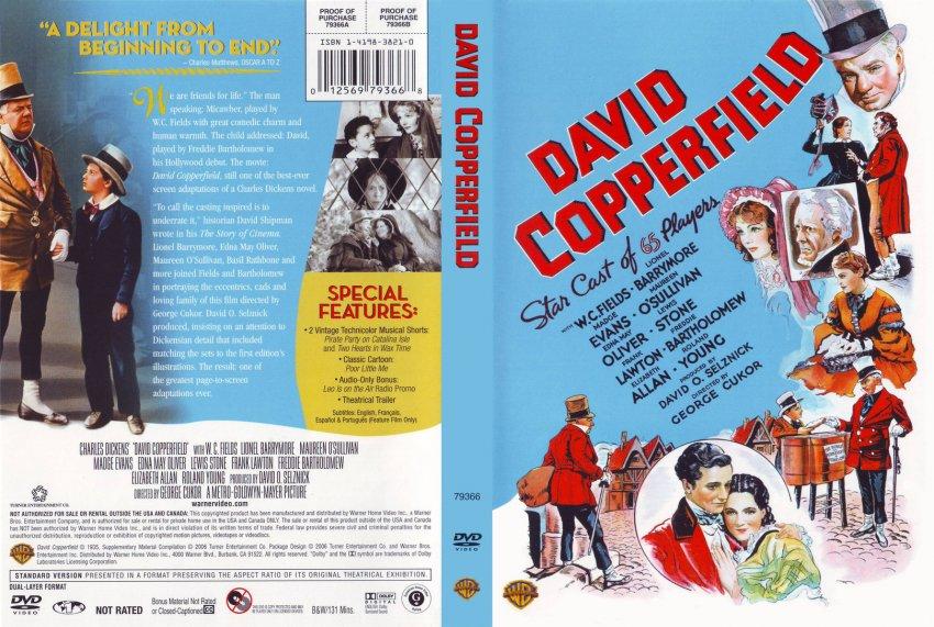 Copper field movie