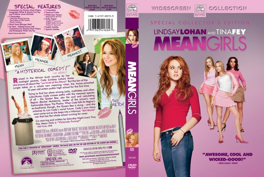 mean girls subculture So mean girls becomes a tale of revenge after it does the requisite mapping of subcultures and outcasts lindsay lohan (freaky friday ) is cady, mean girls' star.