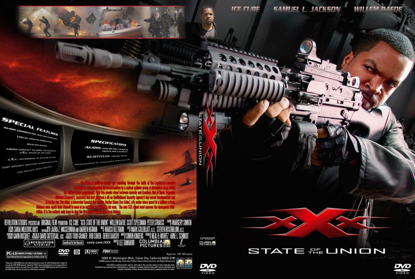 Xxx State Of The Union Dvd 84