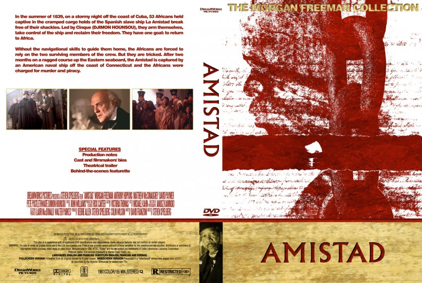 Amistad - The Morgan F...