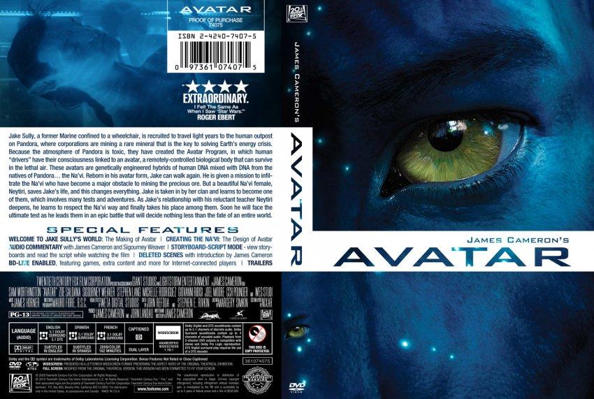 Avatar - Movie DVD Custom Covers - Avatar - DVD Cover :: DVD Covers: www.dvd-covers.org/art/DVD_Covers/Movie_DVD_Custom_Covers/Avatar...