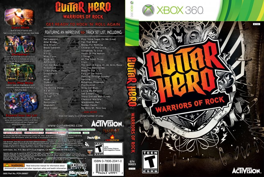How to install guitar hero 3: legends of rock pc (free 2016) youtube.