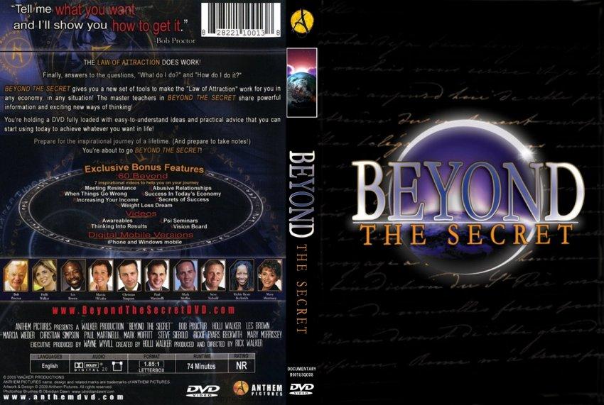Beyond the secret dvd download tool