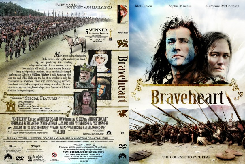 an analysis of the movie braveheart Mel gibson's braveheart the movie is a brilliant piece of storytelling and a model of good filmmaking to dispense with those two criticisms.