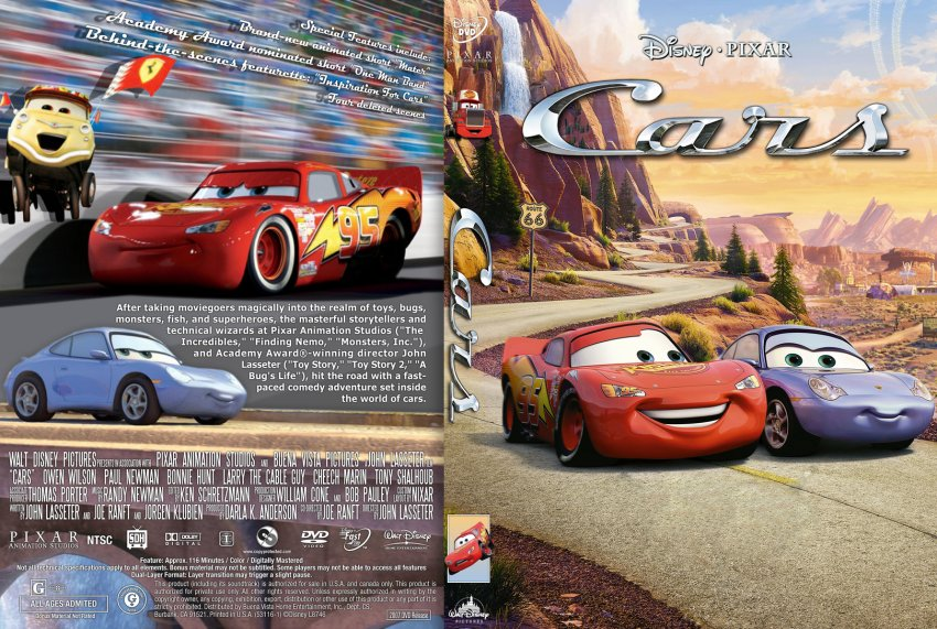 cars movie dvd custom covers cars2 dvd covers. Black Bedroom Furniture Sets. Home Design Ideas
