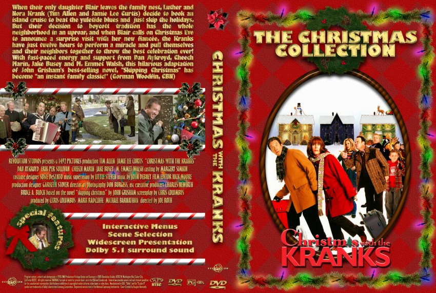 Christmas With The Kranks Dvd.Images Of Christmas With The Kranks Dvd Www Industrious Info