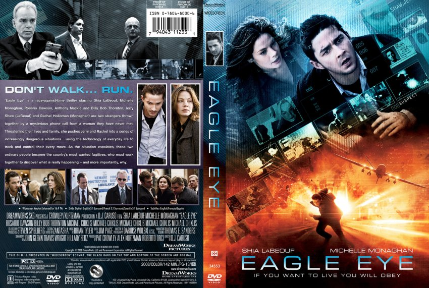 Eagle eye streaming full movie