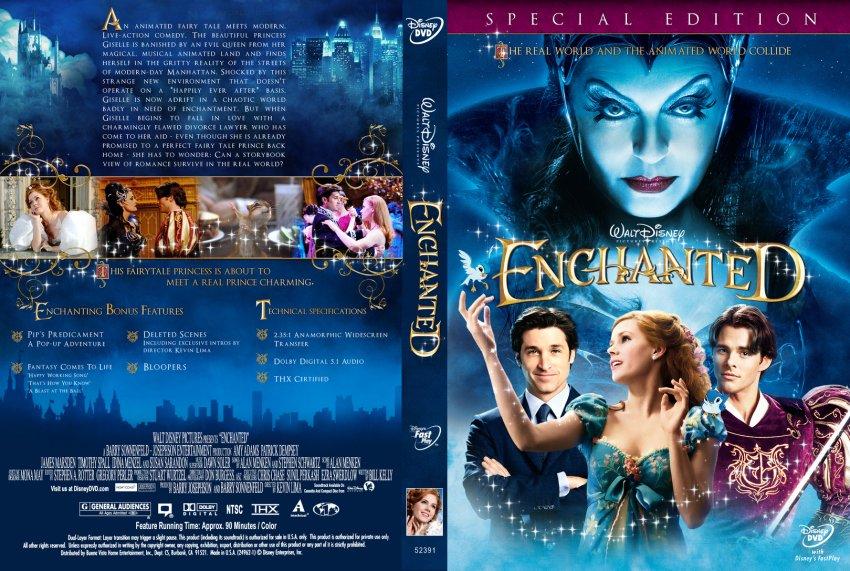 Enchanted movie 80241