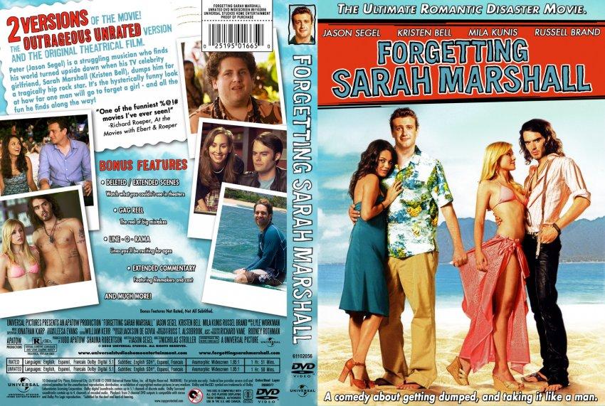 Jason Segel Forgetting Sarah Marshall Unrated