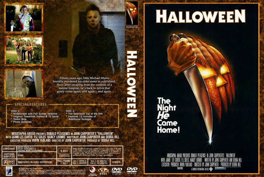 HALLOWEEN CURTIS RICHARDS NOVEL BOOK PDF OF JOHN CARPENTER'S HALLOWEEN 1978