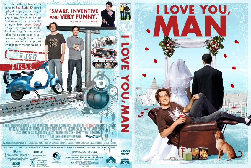 When A Man Loves A Woman Movie Quotes: I Love You Man Movie Quotes. QuotesGram