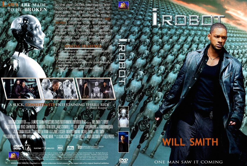 i robot movie dvd custom covers i robot custom dvd covers. Black Bedroom Furniture Sets. Home Design Ideas