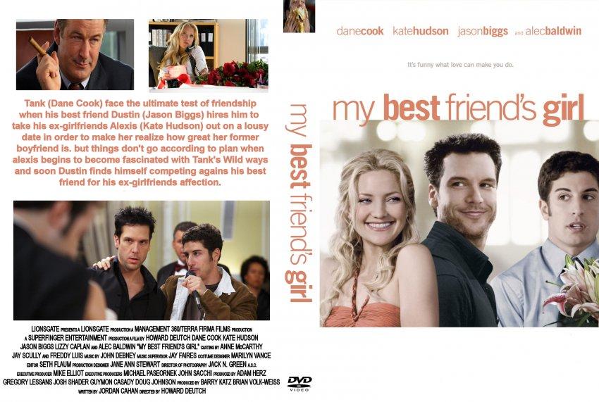 my best friends girl movie dvd custom covers my best