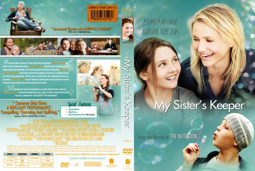 reaction paper on the movie my sister s keeper Get access to my sisters keeper essays only from anti essays listed results 1 - 30 get studying today and get the grades you want only at.