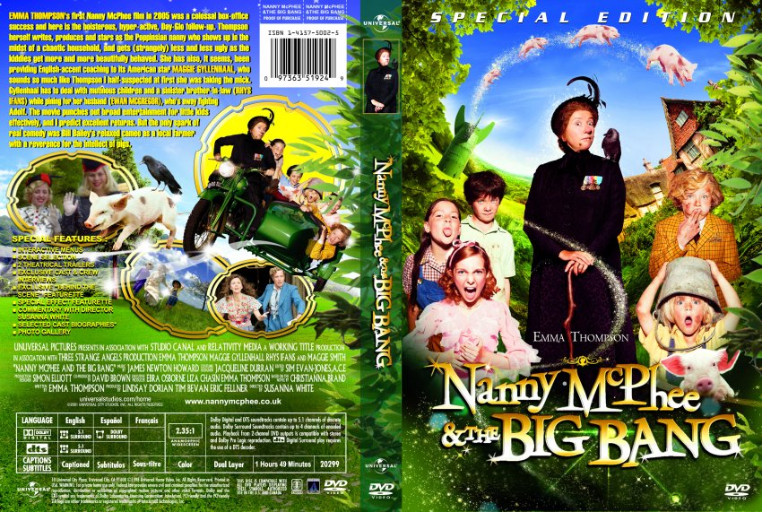 Nanny McPhee and The B...
