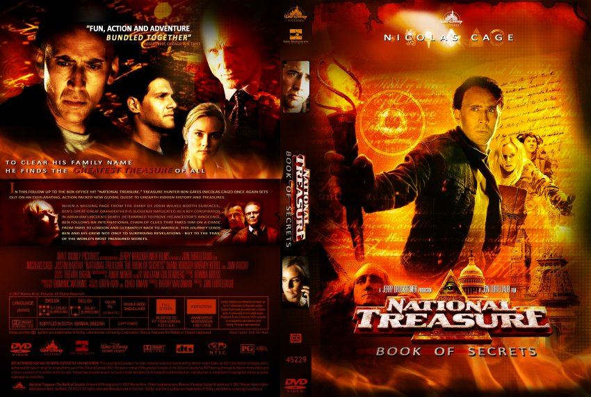 National Treasure - Book of Secrets