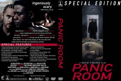 Movie dvd custom covers dvd covers high resolution for Custom panic room