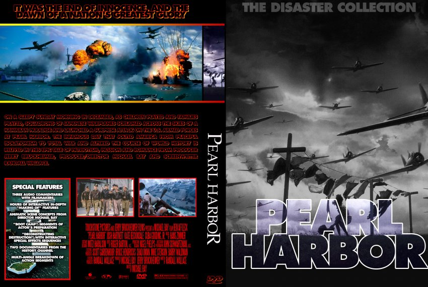 pearl harbor movie review essay Movie summary - pearl harbor 5 pages 1159 words january 2015 saved essays save your essays here so you can locate them quickly.