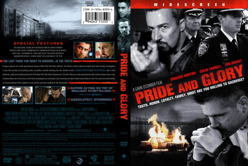 pride and glory movie dvd custom covers pride glory z dvd covers. Black Bedroom Furniture Sets. Home Design Ideas