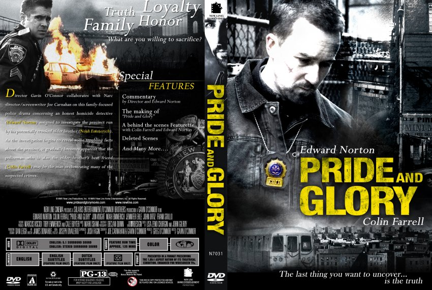pride and glory movie dvd custom covers pride and glory hq hrc dvd covers. Black Bedroom Furniture Sets. Home Design Ideas