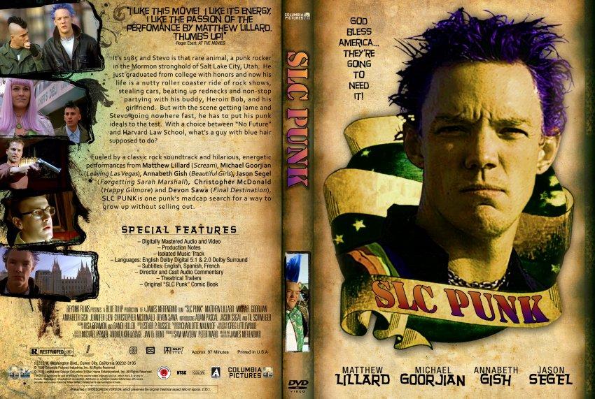 A punk movie soundtrack