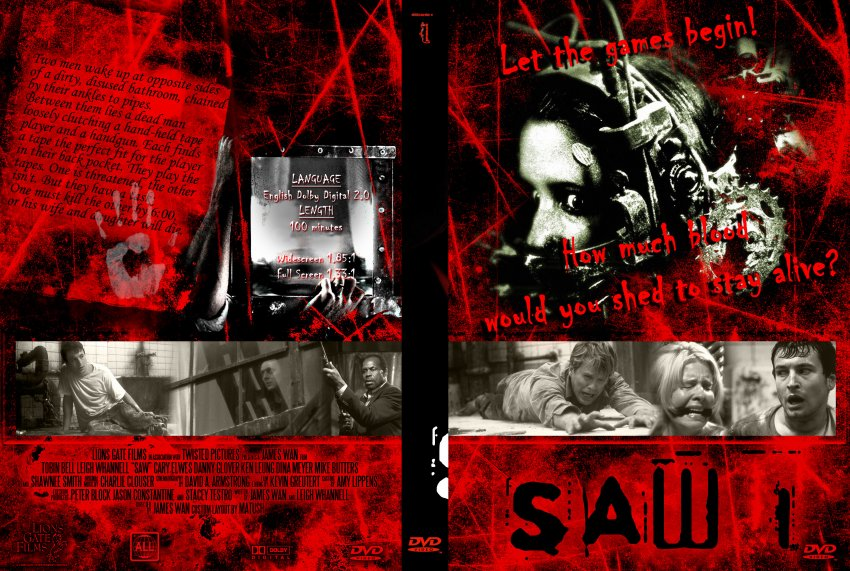 Saw 1 - Saw I Complete Collection