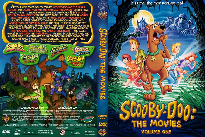 Scooby-Doo: The Movies