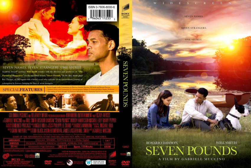 movie review seven pounds A detailed and comprehensive film synopsis, analysis, and critique.