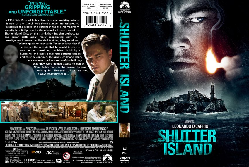 Shutter Island: Film review - Film - The Guardian